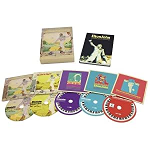 Goodbye Yellow Brick Road [40th Anniversary Super Deluxe Edition][4CD+DVD]