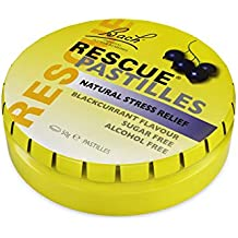 Rescue Remedy Blackcurrant Pastilles Single