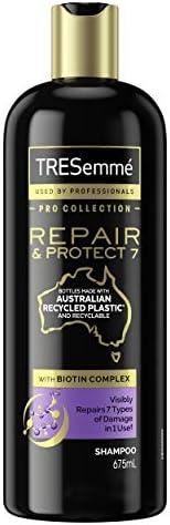 TRESemmé Pro Shampoo Repair & Protect 7 with Biotin, 6