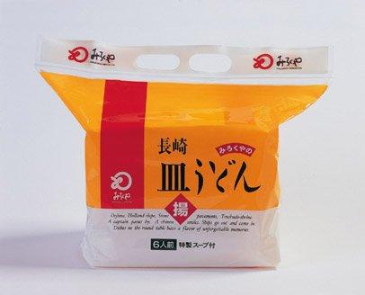 みろくや 長崎皿うどん 揚麺 6個