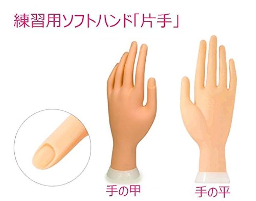 練習用ソフトハンド(左手)チップ差し込み式