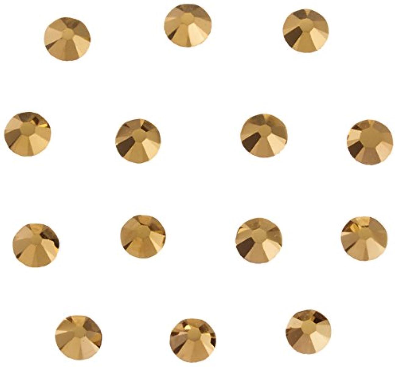 降下位置する鏡ネイルアートパーツ クリスタルオーラム SS5:1.8~1.9mm 36P