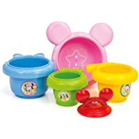 Mickey Stacking Cups (blue)