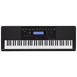 CASIO 76鍵盤 電子キーボード ベーシック WK-245