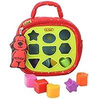 K's Kids  ブロック知育玩具 パトリック?シェイプスアブー TYKK10628