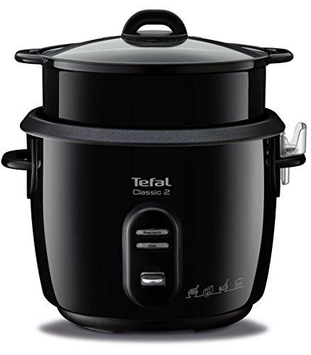TEFAL RK1038 Classic Rice Cooker, Black