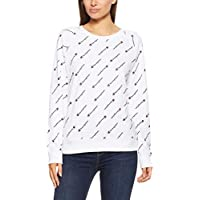 Champion Women's All Over Graphic Pullover Sweat
