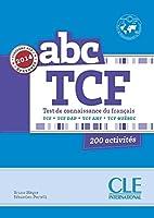 ABC TCF: Livre + CD Audio - Conforme epreuves 2014