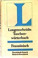 Taschenworterbuch (Compact): Franzosisch-Deutsch (Langenscheidt taschenwoerterbuchs)