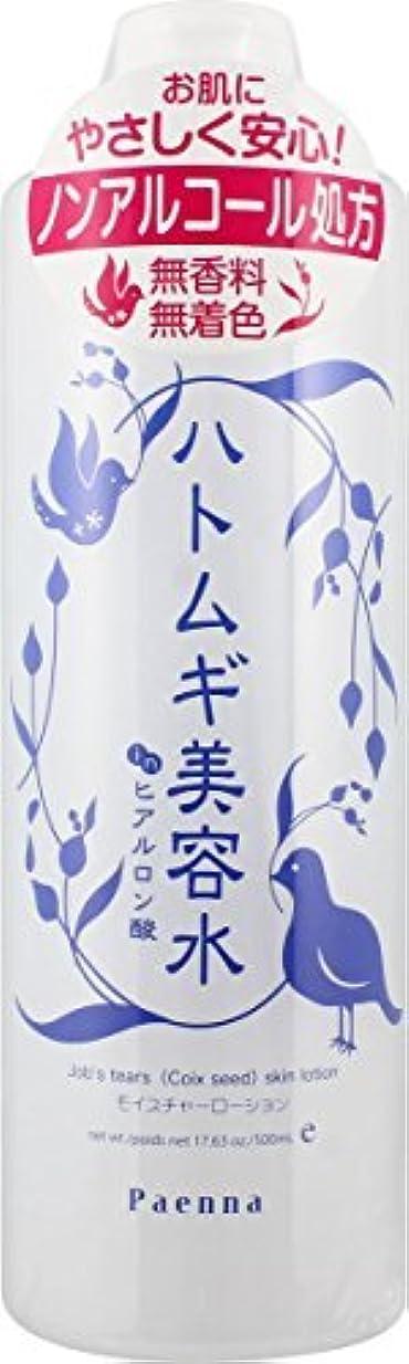 イヴ パエンナ ハトムギ美容水インヒアルロン酸 500ml × 20個セット