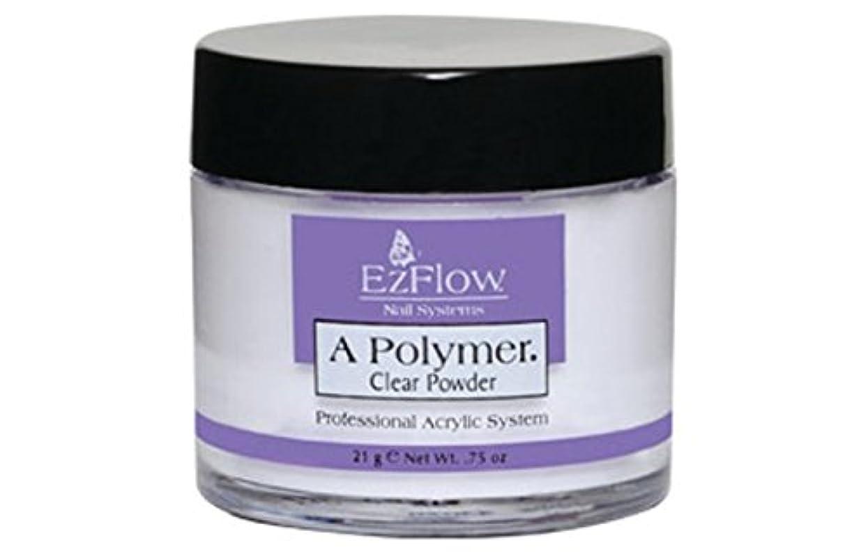 毒性提出する消毒するEz Flow(イージーフロー) Aポリマー クリア 21g