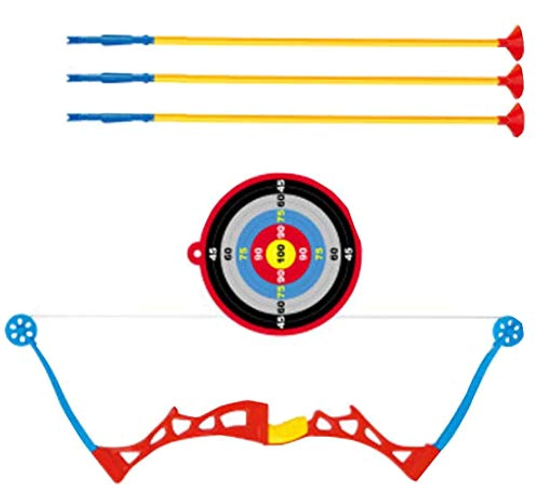 子供用屋外スポーツおもちゃアーチェリーおもちゃ - ソフトボールと矢