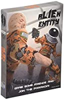 Alien Entity the Chaotic Cooperative Strategy Card Game of Space Paranoia by Braine Games [並行輸入品]