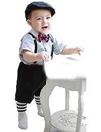 2a2971d1729cf ニューヤ (Newya) 男の子 豪華 フォーマル ベビー 子供スーツ ギッズ服 卒 ...