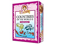 Educational Trivia Card Game - Professor Noggin's Countries of the World II