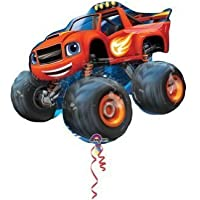 Blaze and the Monster Machines Supershape Balloon 34