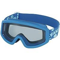 【国産ブランド】SWANS(スワンズ) 子供用 スキー スノーボード ゴーグル 3歳〜10歳 シングルレンズ 101S