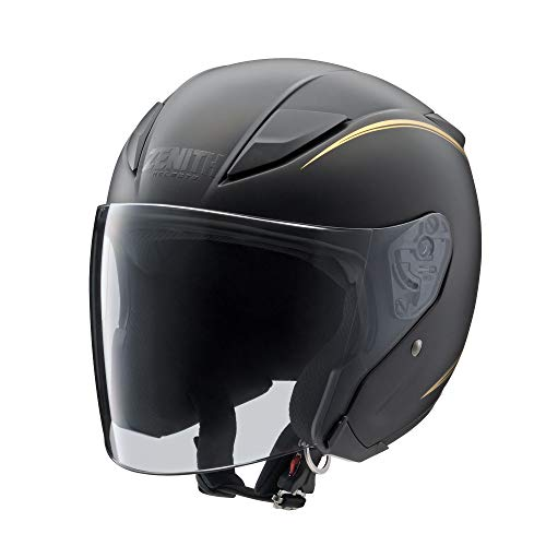 ヤマハ(YAMAHA) バイクヘルメット ジェット YJ-20 ZENITHグラフィックモデル GF-01ゴールド Sサイズ(55-56cm) 90791-2360W