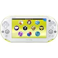 PlayStation Vita Wi-Fiモデル ライムグリーン/ホワイト (PCH-2000ZA13)【メーカー生産終了】