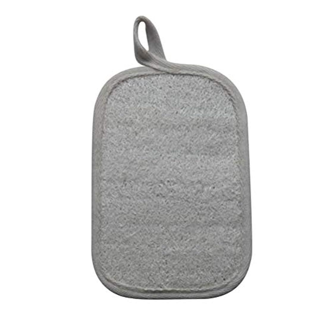 口述狂乱居間HEALIFTY シャワーのための自然なLoofahのスポンジパッドの風呂の剥離Loofahのスポンジのスクラバー