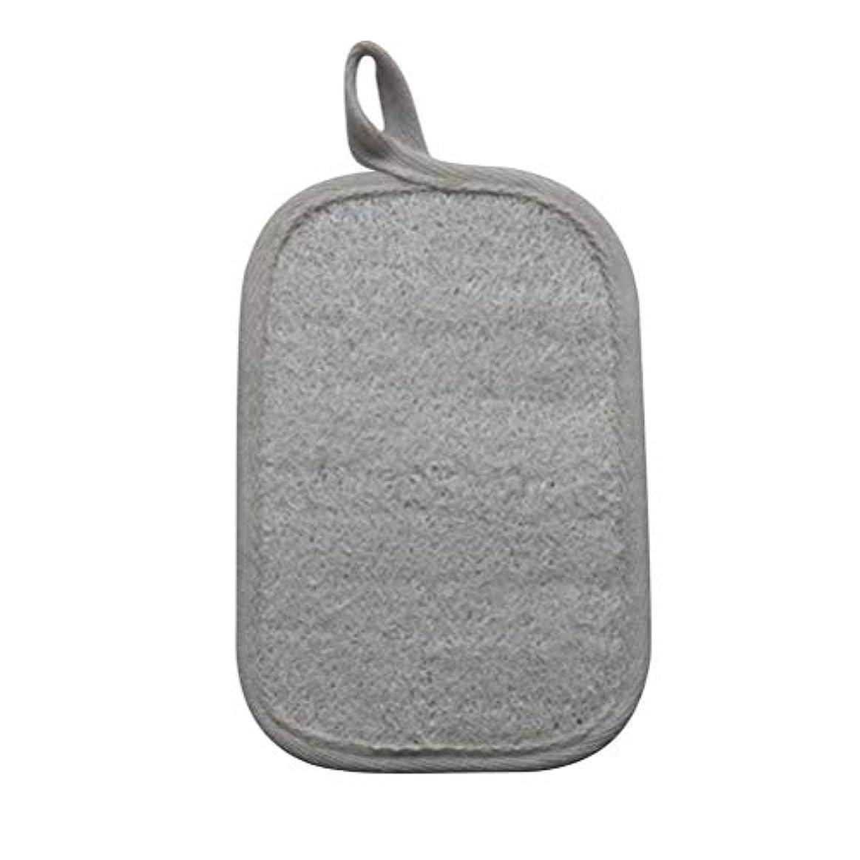 時制経度泥沼HEALIFTY シャワーのための自然なLoofahのスポンジパッドの風呂の剥離Loofahのスポンジのスクラバー