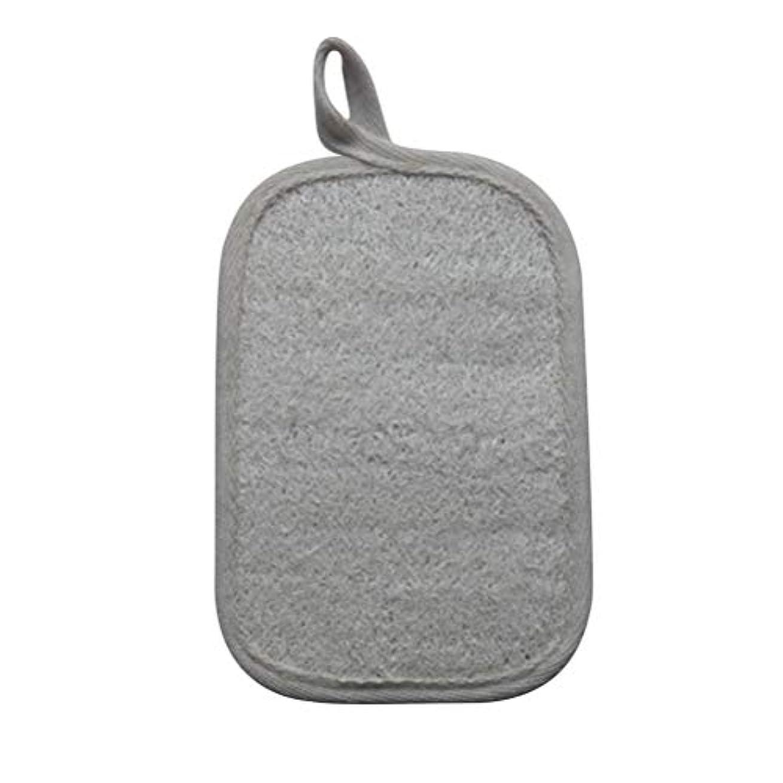 友だちオゾン夢HEALIFTY シャワーのための自然なLoofahのスポンジパッドの風呂の剥離Loofahのスポンジのスクラバー