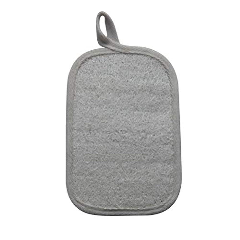 スパイラル引退した不格好HEALIFTY シャワーのための自然なLoofahのスポンジパッドの風呂の剥離Loofahのスポンジのスクラバー