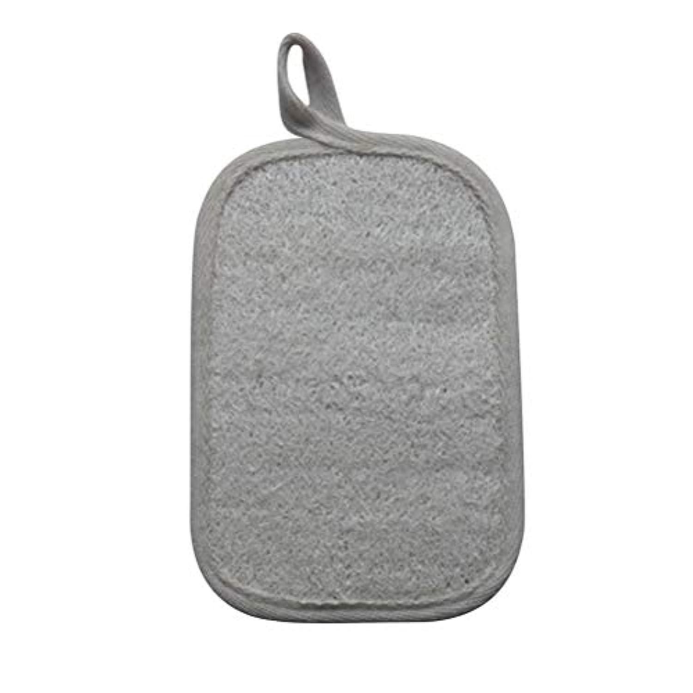 HEALIFTY シャワーのための自然なLoofahのスポンジパッドの風呂の剥離Loofahのスポンジのスクラバー