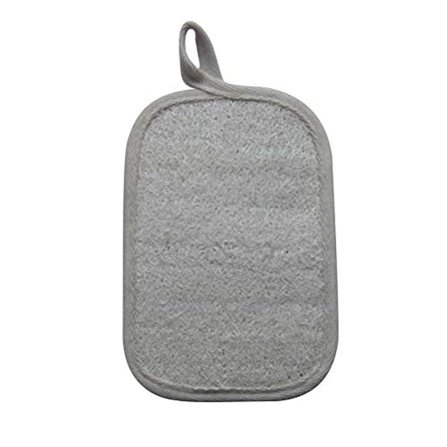 部分知っているに立ち寄るピルHEALIFTY シャワーのための自然なLoofahのスポンジパッドの風呂の剥離Loofahのスポンジのスクラバー