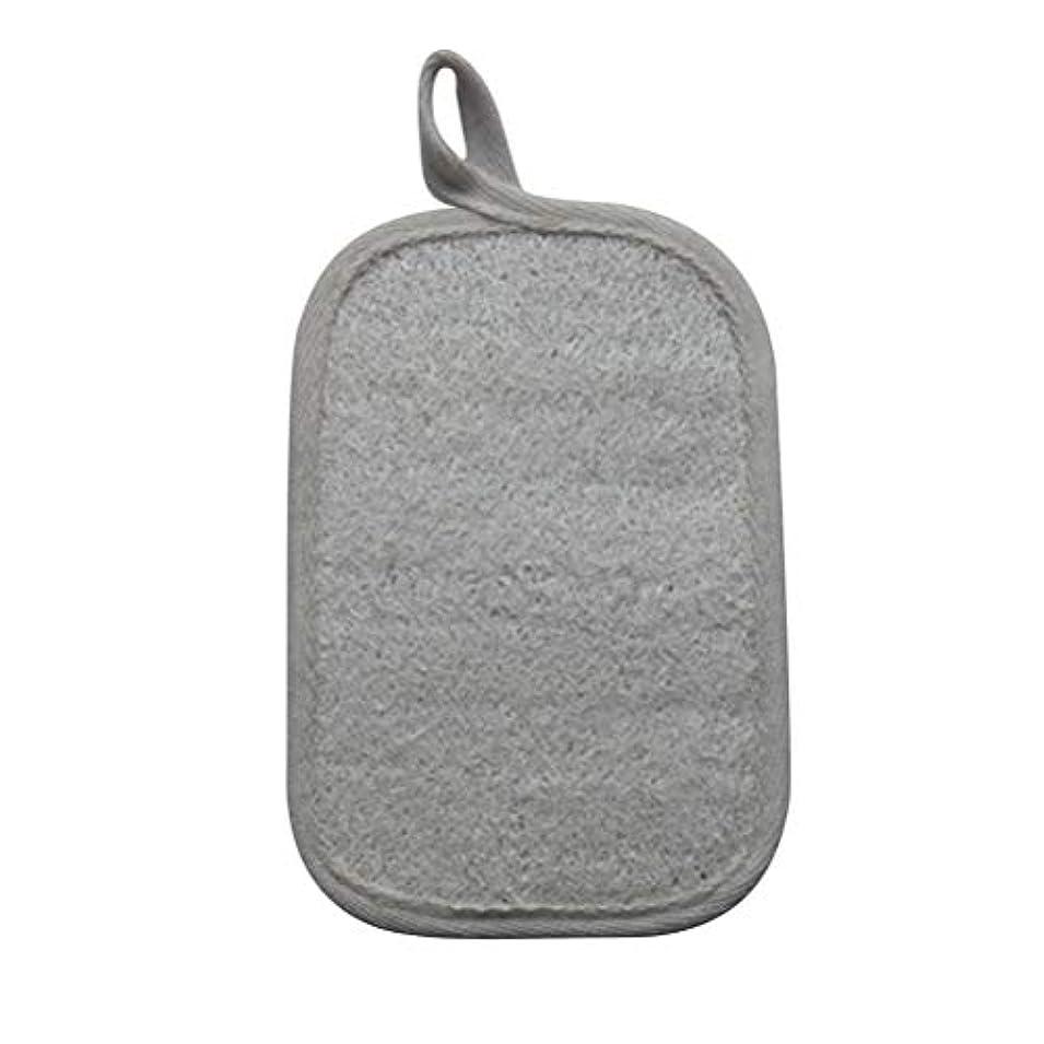 くびれたマウス帰するHEALIFTY シャワーのための自然なLoofahのスポンジパッドの風呂の剥離Loofahのスポンジのスクラバー