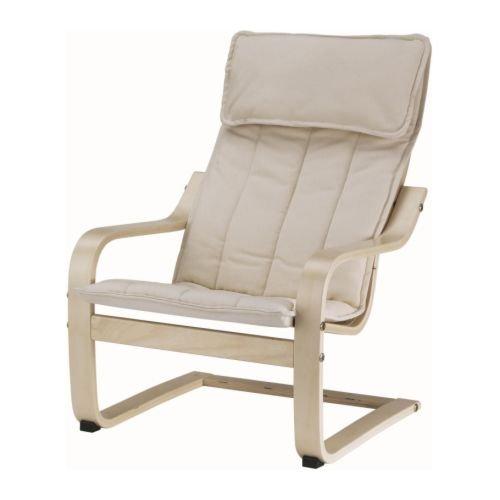 POANG 子供用アームチェア いす 10157948 イケア IKEA