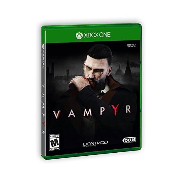 Vampyr (輸入版:北米) - XboxOneの商品画像