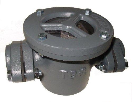 鋳鉄製砂取器『TB式砂取器』 S−50