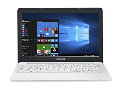 エイスース 11.6型ノートパソコン ASUS E203MA パールホワイト E203MA-4000W