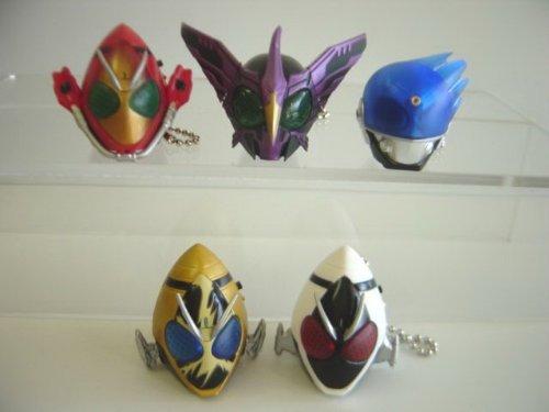 仮面ライダーフォーゼ ライトオブ仮面ライダーズ 全5種 光全5種 1 仮面ライダーフォーゼ ベースステイツ 2