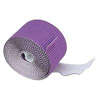 Pacon ® Bordette装飾ボーダー、21/ 4x 50ft Roll ,バイオレット