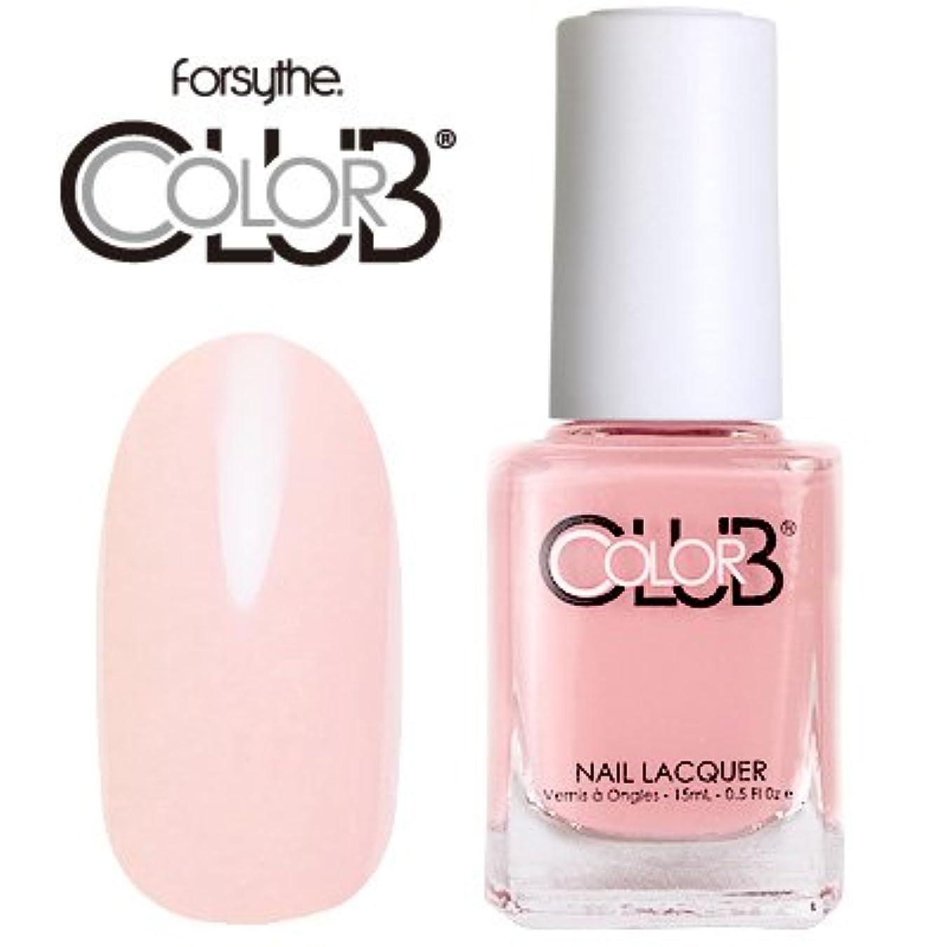 区パトワ明らかフォーサイス カラークラブ 933/More Amour 【forsythe COLOR CLUB】【ネイルラッカー】【マニキュア】