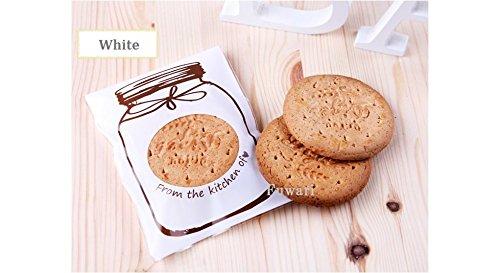 【Fuwari】 お菓子 クッキー チョコレート ラッピング 100枚 包装袋 小分け  プレゼント...