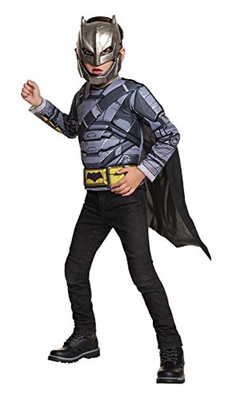 Batman v Superman: Dawn of Justice Battle Armor Muscle Chest Shirt [並行輸入品]