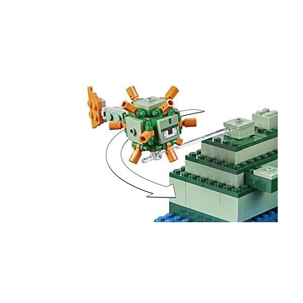 レゴ(LEGO)マインクラフト 海底遺跡 21136の紹介画像7