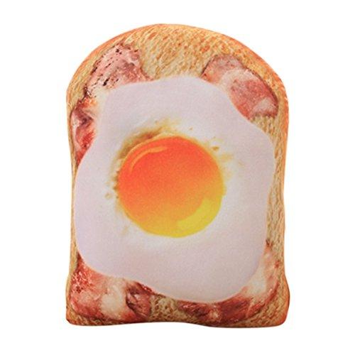 (ハッピー・ライフ)Happylife パン クッション ぬいぐるみ 食パン ぬいぐるみ リアル 抱き枕 C