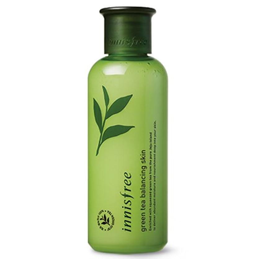 委任するドックデコレーション[INNISFREE]イニスフリーグリーンティーバランシング スキン200ml green tea balancing skin 200ml