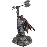 McFarlane Toys Medieval Spawn Limited Edition Resin Statue 92243-1 [並行輸入品]