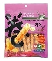 (まとめ買い)シーズイシハラ NEO ササミ巻きクッキー さつまいも入り 8本入 【×12】