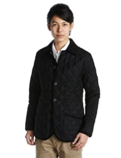 Beams + Traditional Weatherwear Waverly Saxony Wool 11-18-1927-118: Black / Khaki