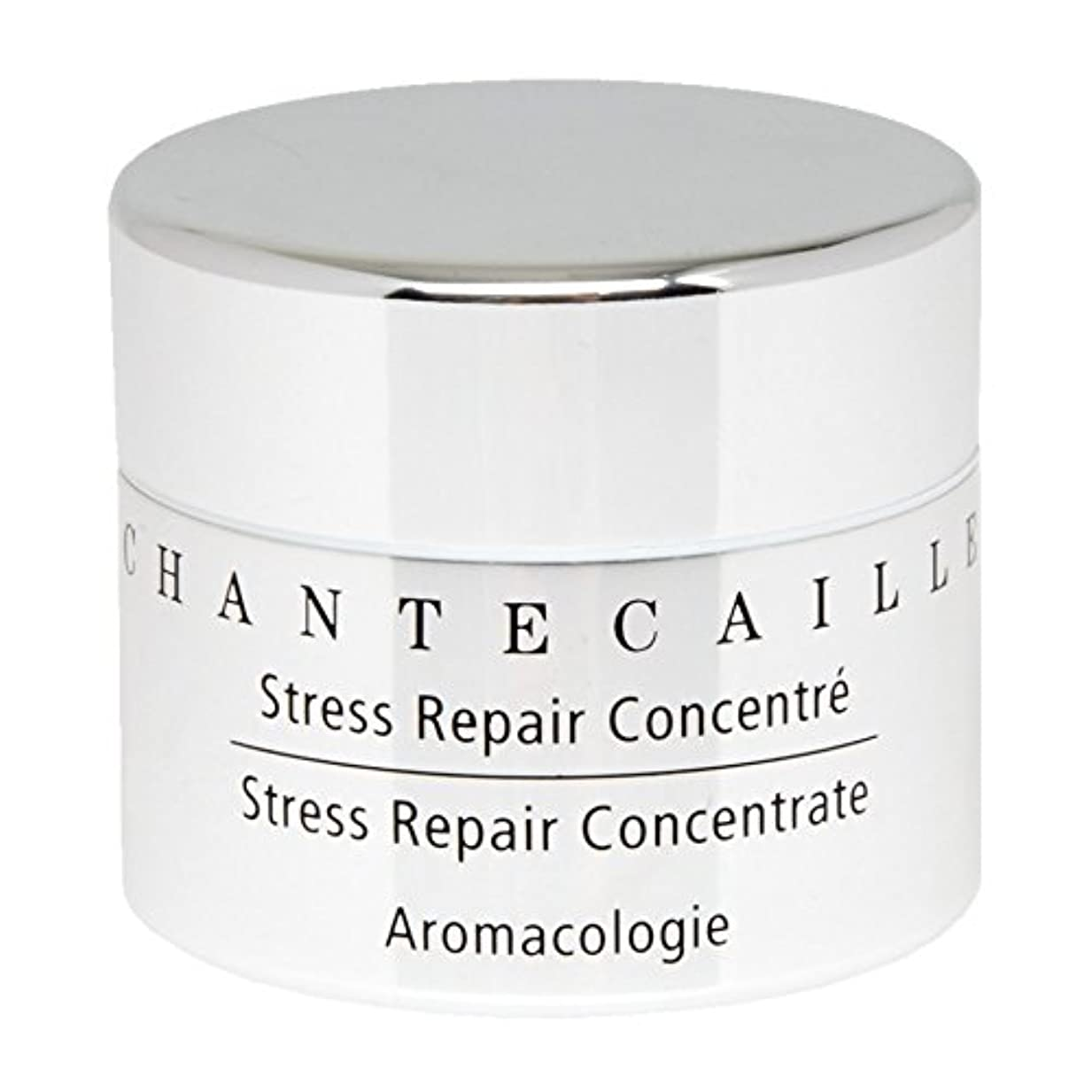 Chantecaille Stress Repair Concentrate 15ml (Pack of 6) - シャンテカイユストレス修復濃縮15ミリリットル x6 [並行輸入品]