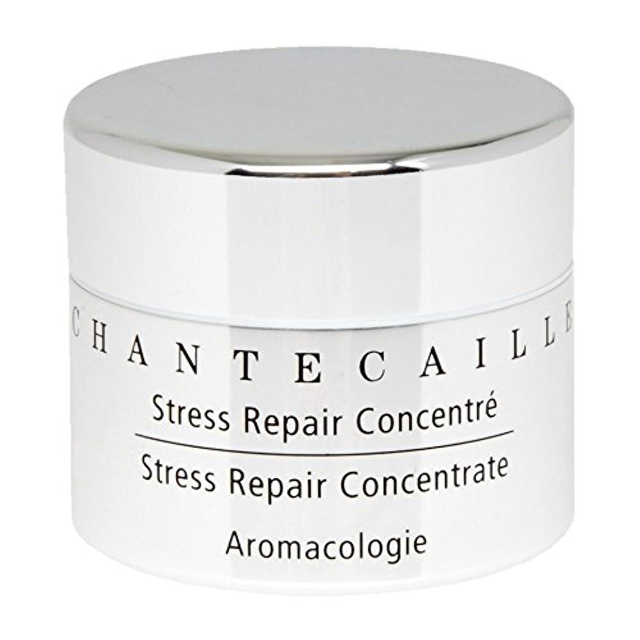 交通渋滞排泄物ボンドChantecaille Stress Repair Concentrate 15ml (Pack of 6) - シャンテカイユストレス修復濃縮15ミリリットル x6 [並行輸入品]