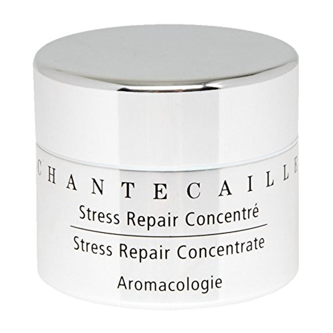 レンズ抹消新しさChantecaille Stress Repair Concentrate 15ml (Pack of 6) - シャンテカイユストレス修復濃縮15ミリリットル x6 [並行輸入品]