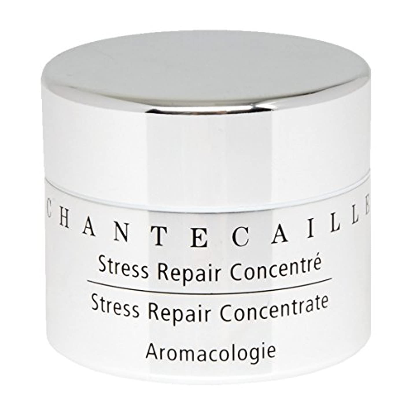 民兵者コーナーChantecaille Stress Repair Concentrate 15ml - シャンテカイユストレス修復濃縮15ミリリットル [並行輸入品]