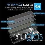 【日本正規代理店品】SONY Xperia Z5 Compact 用 nuglas 日本製(AGC)高品質、高透明ガラス採用 9H表面硬度 液晶保護強化ガラス 2.5D ラウンドエッジ加工 ナノ粒子サイズ極薄膜防汚コーティング NSI-63